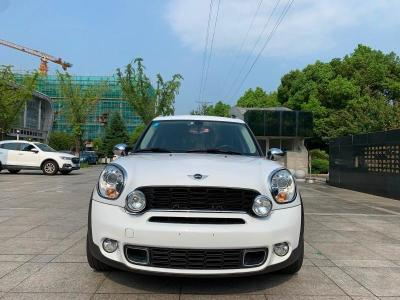 2011年5月 MINI COUNTRYMAN  1.6T COOPER S ALL4图片