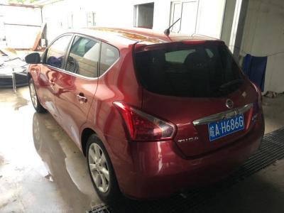 日产 骐达  2011款 1.6L CVT豪华型