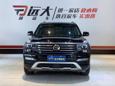 广汽传祺 GS8  2017款 320T 两驱豪华版