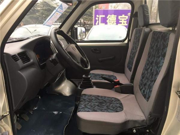 【西安】2016年12月长安商用长安星卡1.0基本型s201银灰自动档起亚k2原车日行灯报价