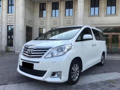 2012年5月 丰田 埃尔法(进口) 3.5L 豪华版图片