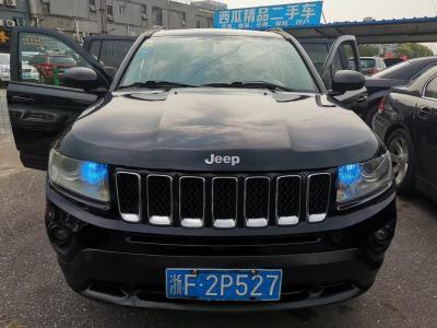 2011年6月 Jeep 指南者(进口) 2.4L 四驱运动版图片