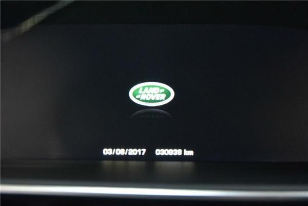 路虎 揽胜运动版  3.0T SD V6 HSE Dynamic图片
