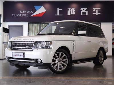 2011年12月 路虎 揽胜(进口) 5.0 V8 SC图片