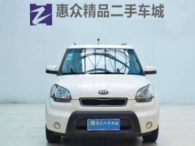 起亚 秀尔  2012款 1.6L AT Premium