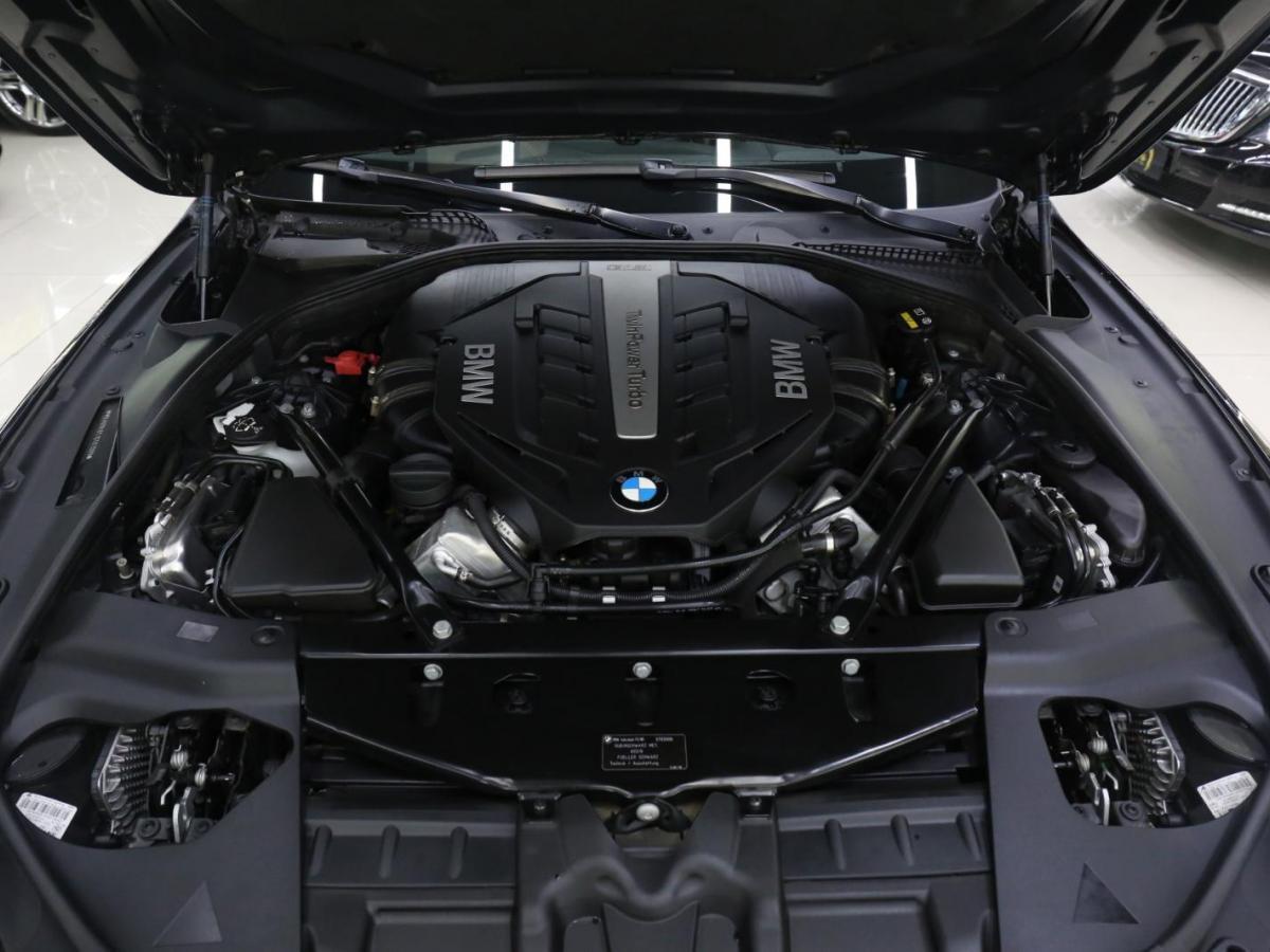 宝马 宝马6系  2016款 650i xDrive Gran Coupe图片