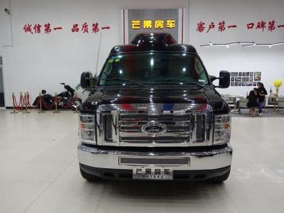 2011年1月 福特 E350(进口) 5.4L 铂金限量版图片