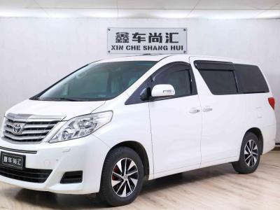 2015年4月 丰田 埃尔法(进口) 3.5L 豪华版图片