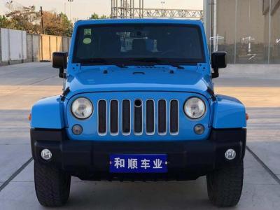 2018年9月 Jeep 牧马人  3.0L Sahara 四门舒享版图片