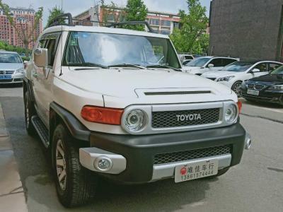 丰田 FJ 酷路泽  2013款 4.0L