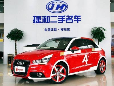 2014年3月 奥迪 奥迪A1(进口) 30 TFSI 中国限量版 Ego图片