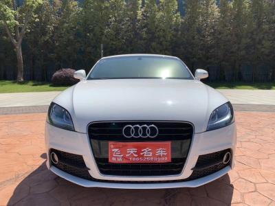 2013年8月 奥迪 奥迪TT(进口) TT Coupe 45 TFSI图片