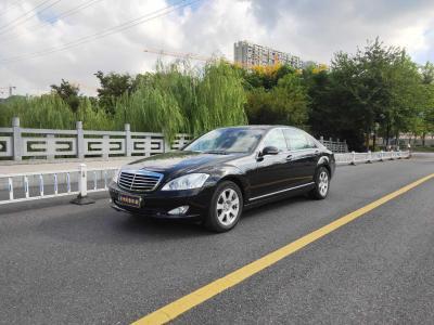 2008年9月 奔驰 奔驰S级(进口) S 300 L 尊贵型图片