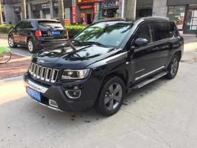 Jeep 指南者 2.4L 四驱舒适版 改款图片