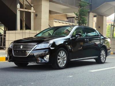 丰田 皇冠  2012款 2.5L Royal 真皮版
