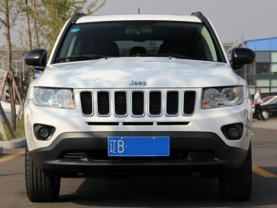 2012年5月 Jeep 指南者(进口) 2.0L 两驱豪华版图片