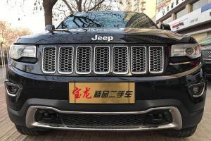 Jeep 大切诺基  3.0 精英导航版