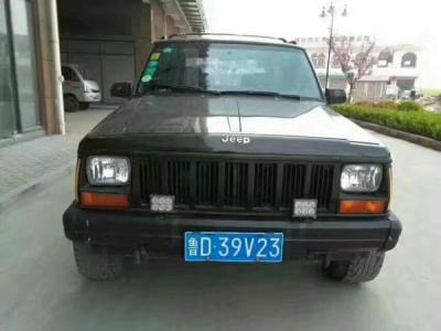 2002年9月 Jeep ?#20449;?#22522; 2.5L 手动两驱图片