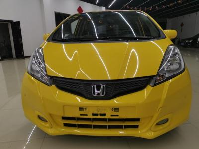 2013年10月 本田 飞度 1.3L 自动舒适版图片