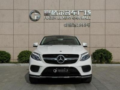 奔驰 GLE  GLE400 Coupe 4MATIC 3.0T图片
