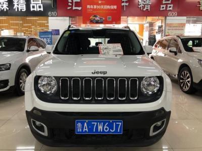 2017年6月 Jeep 自由侠  180T DCT高能版图片
