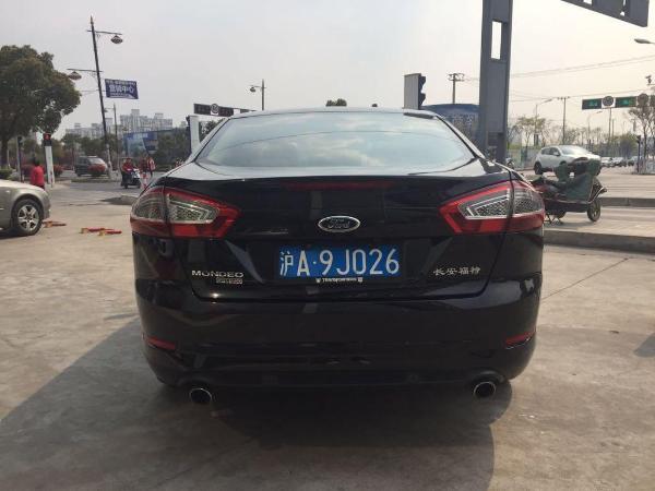 轿车 福特 长安福特 上海二手蒙迪欧 近年二手蒙迪欧比较  基本配置