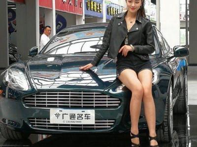阿斯顿·马丁2013款 阿斯顿马丁DB9 6.0L Coupe图片