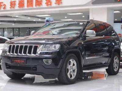 Jeep 大切诺基  3.6L 舒适版图片