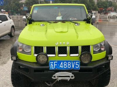 北京 BJ40  2014款 2.4L 手动酷野版