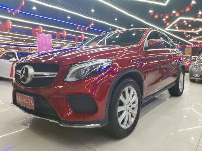 2015年12月 奔馳 奔馳GLE  GLE 320 4MATIC 轎跑SUV圖片
