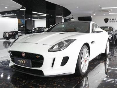 捷豹 F-Type  S Coupe 3.0T