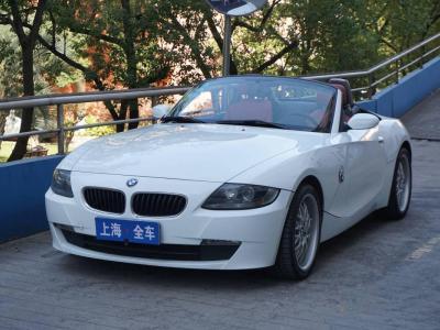 2008年7月 宝马 宝马Z4  3.0si双门跑车图片