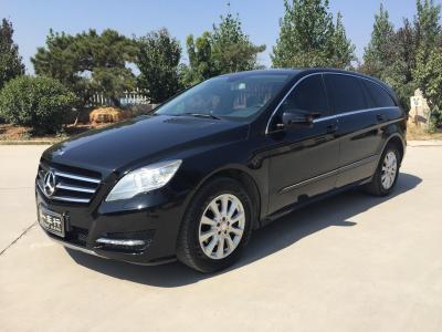 奔驰 奔驰R级  2011款 R 300 L 商务型?#35745;?/>                         <div class=