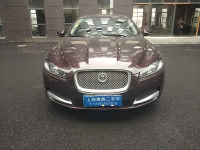 2012年1月 捷豹 XF XF 3.0L V6风华版图片