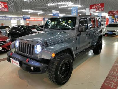 2015年1月 Jeep 牧马人(进口) 3.0L Sahara 四门版图片