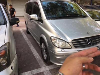 奔馳 奔馳唯雅諾  2010款 Viano 3.2L