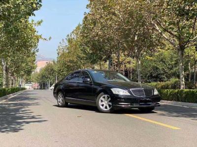 2011年3月 奔驰 奔驰S级  S 300 L 商务型 Grand Edition图片