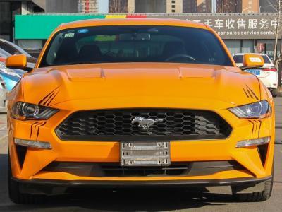 2018年4月 福特 Mustang  2.3L EcoBoost图片