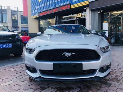 福特 Mustang  2017款 2.3T 運動版