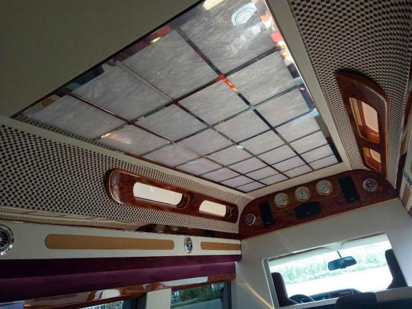 福特 依克诺莱恩  依克诺莱恩 E350 5.4 7座普通游艇级图片