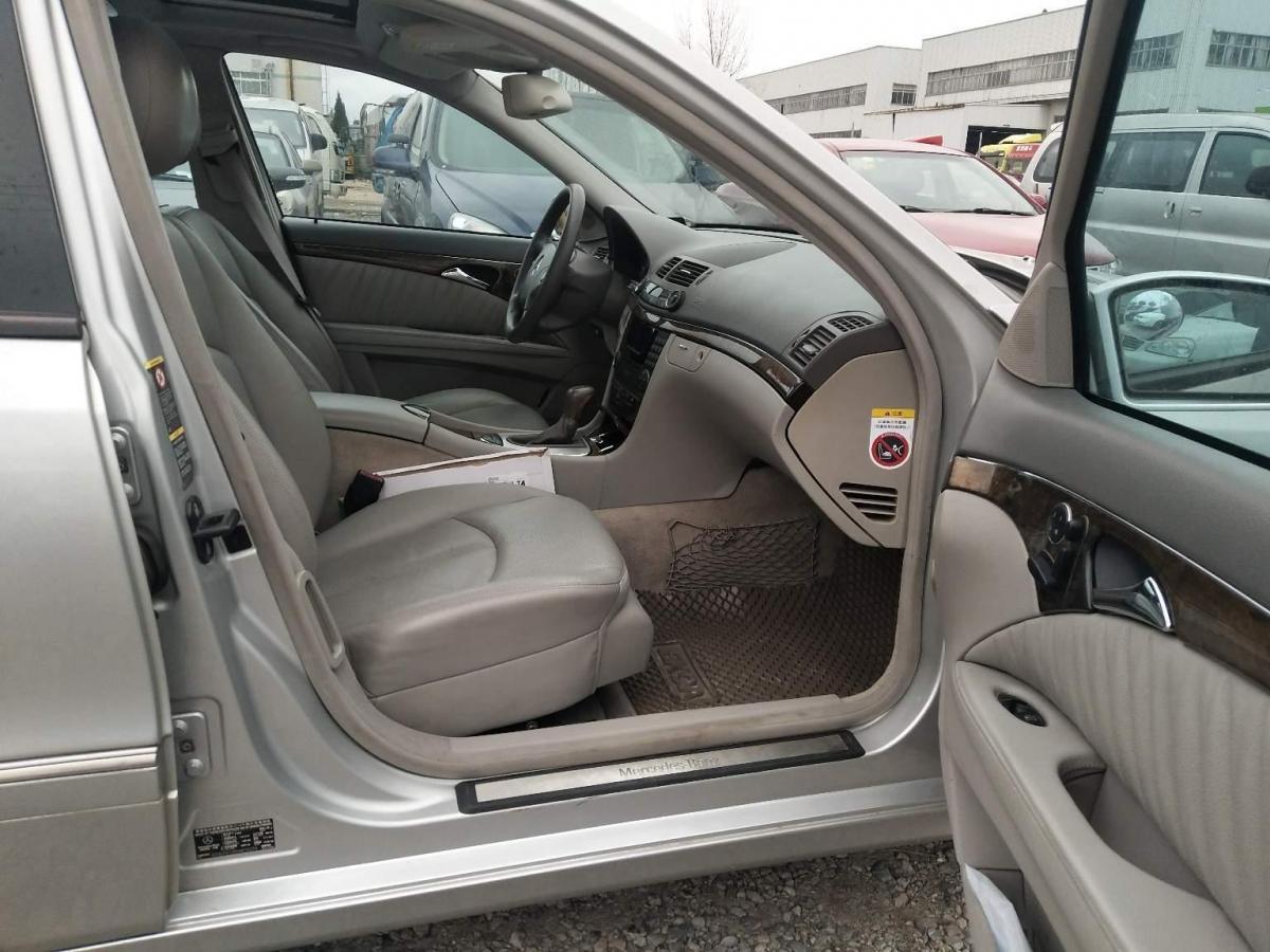 奔驰 奔驰E级  2004款 E 240图片