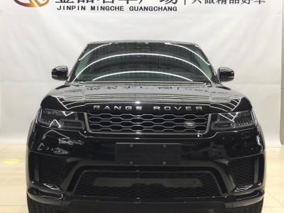 2018年5月 路虎 揽胜运动版(进口) 3.0 V6 HSE DYNAMIC图片