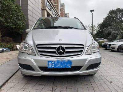 奔馳 唯雅諾  2012款 2.5L 尊貴版圖片