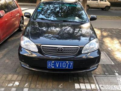 丰田 花冠  2004款 1.8L 手动GL-i