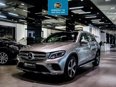 奔馳 奔馳GLC  2019款 GLC 260 L 4MATIC 豪華型