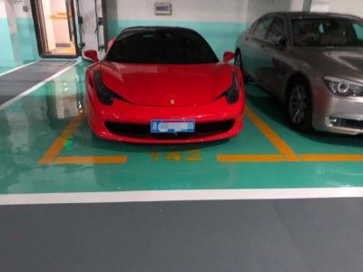 2010年10月 法拉利 458 4.5L Italia图片