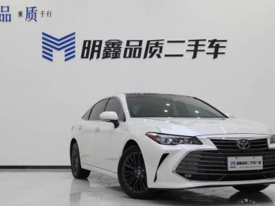2019年9月 丰田 亚洲龙 2.5L Touring尊贵版 国VI图片
