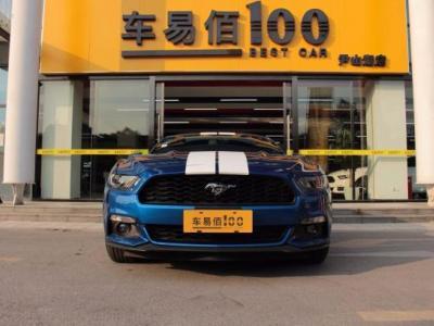 福特 福特2017款 Mustang 2.3T 性能版图片