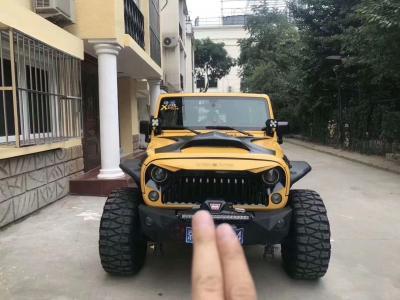 2015年9月 Jeep 牧马人(进口) 3.6L Rubicon 四门版图片