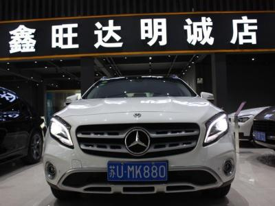 奔馳 奔馳GLA  2018款 GLA 220 4MATIC 運動型